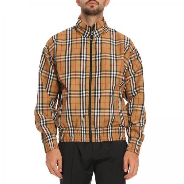 Shop für Beamte neueste auswahl anders Jacke für Herren Burberry