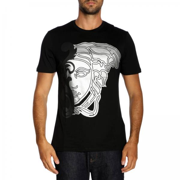 check out 2348c 4cdfd Men's T-shirt Versace Collection