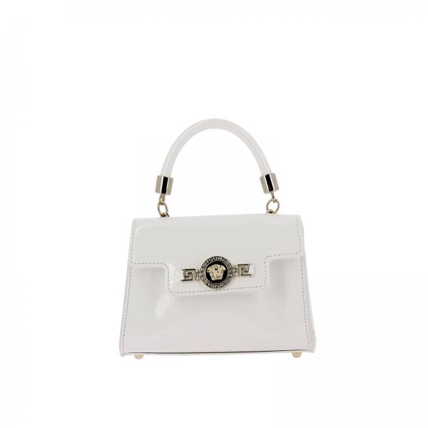 3d62b56bde Bag Little Boy Versace Young White