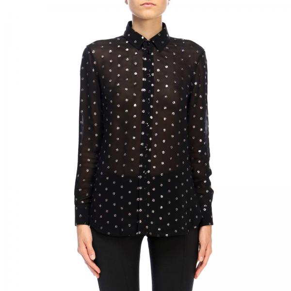 Camicia Saint Laurent 395733 Y211T