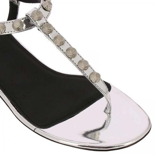 Continuativo Mujer Artículo Planas Balenciagagiglio Plata Sandalias Balenciaga w8H1qxfqp