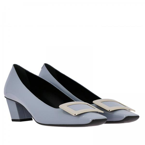 Tacón Zapatos Vivier 2019 verano Mujer De Primavera Rvw00600920 D1pgiglio Roger rBqB5w