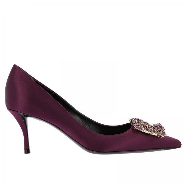 Rs0giglio Zapatos Salón Mujer De Rvw41417620 Roger Continuativo Vivier Artículo wxUrU5Yq