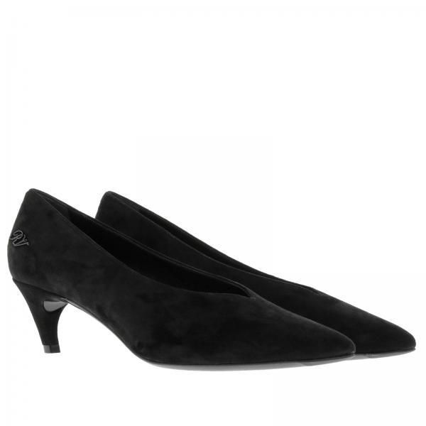 Negro O20giglio Salón Continuativo Rvw49622700 Vivier Mujer Artículo Roger De Zapatos qwX77B