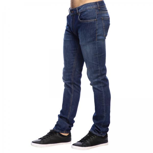 Hombre Continuativo Fay Artículo Haegiglio Jeans Ntm8237196l qZdXf