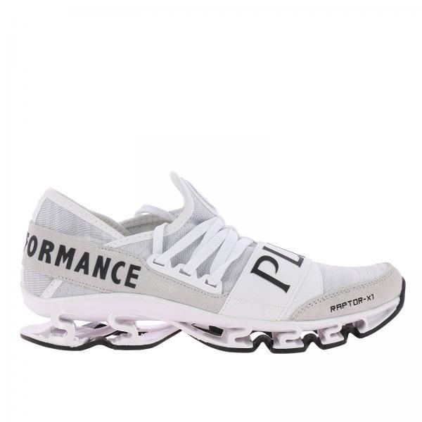 plein sport  Plein Sport Men's White Sneakers   Shoes Men Plein Sport   Philipp ...