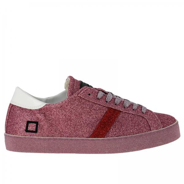 Sneakers Donna D.a.t.e. Rosa  0b4701920b7