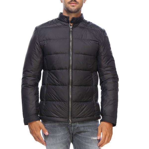 online retailer 64792 e8de1 Piumino empire in nylon stile biker