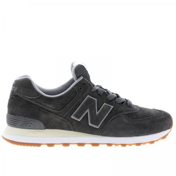 scarpe uomo new balance grigie