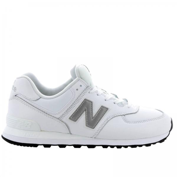 06398735e907f New Balance Men s White Sneakers
