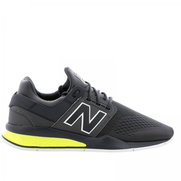 7a55c7ec51eb60 New Balance Men s Grey Sneakers