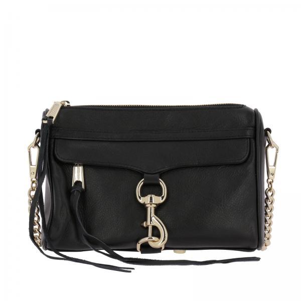 Black Minkoff Shoulder Bag Bags Crossbody Women Rebecca Women's H7qdvgSHZ