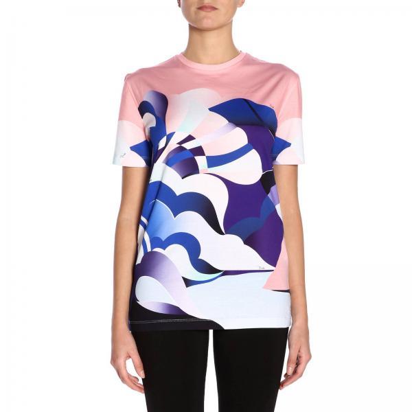 T-shirt damen Emilio Pucci