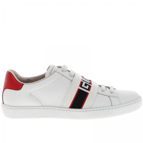 3156a913c72 Gucci Women s White Sneakers