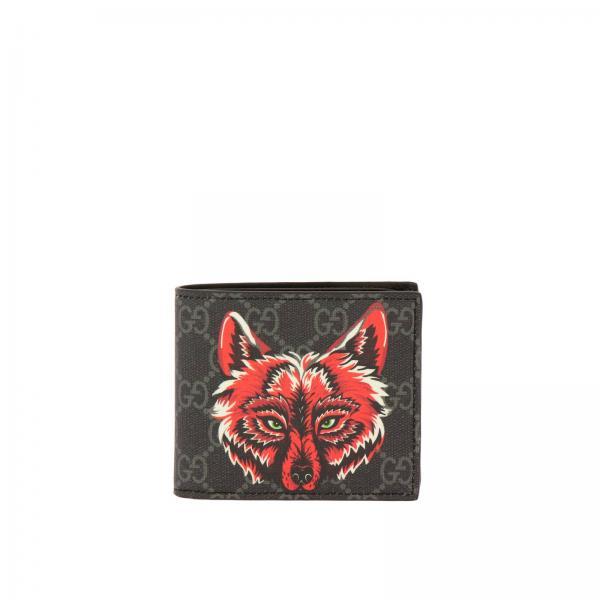 118d02fba05 Gucci Men s Black Wallet