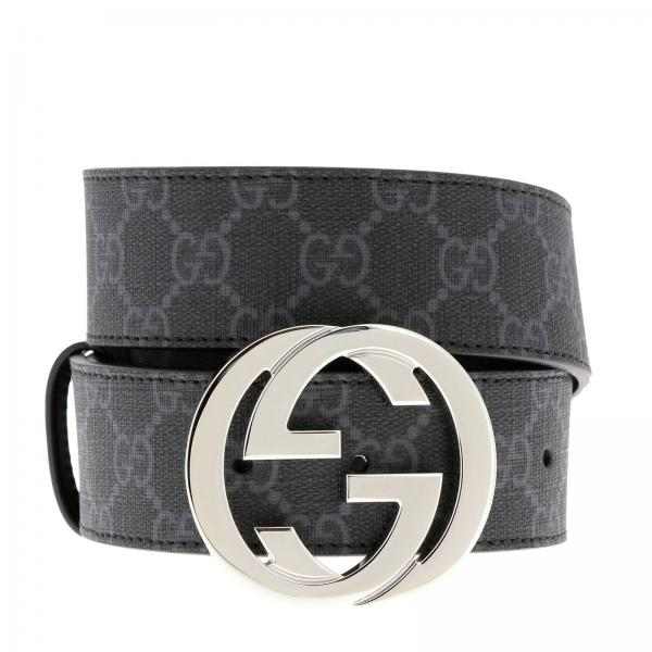 76e973f3f316f Gucci Men s Black Belt