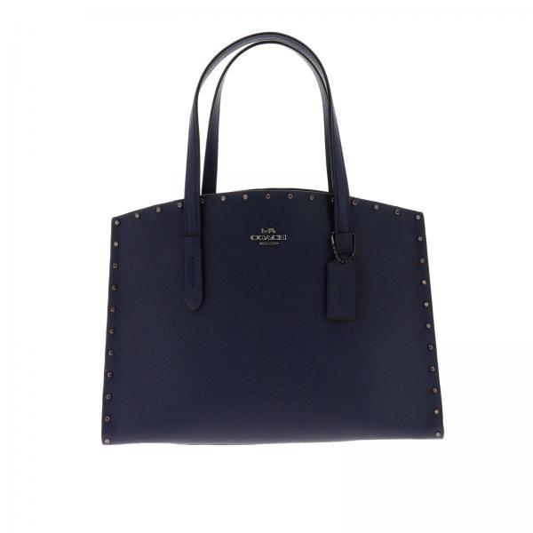 7f486128078 Handbag Women Coach Blue   Shoulder Bag Women Coach   Handbag Coach ...
