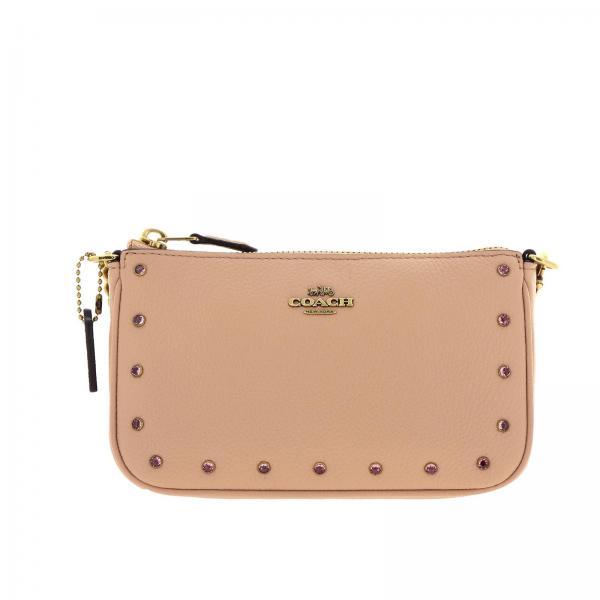 obtenir de nouveaux rechercher le dernier diversifié dans l'emballage Sac Pochette Sac Porté épaule Femme Coach