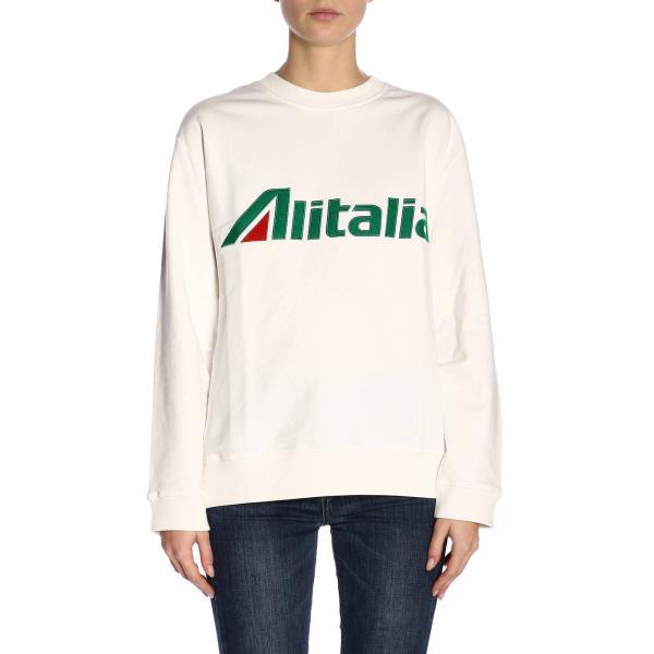 Alitalia Ferretti Alberta Alberta By Felpa Felpa Alitalia By KJcF3Tl1
