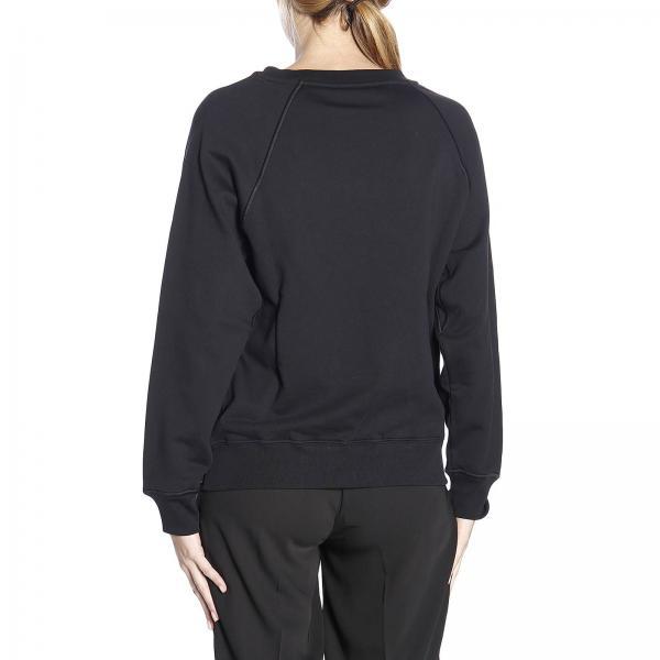 Negro 2019 Primavera Jersey Moschino 4027giglio verano Couture 1798 Mujer nRtqPxB