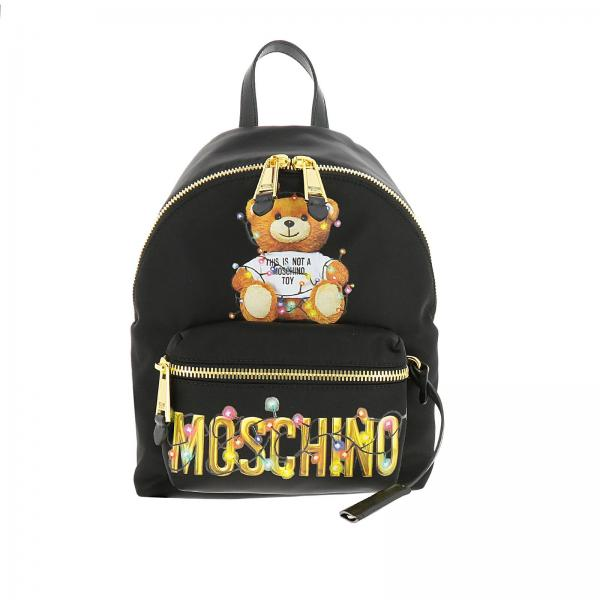 Backpack Moschino Couture 7699 8260