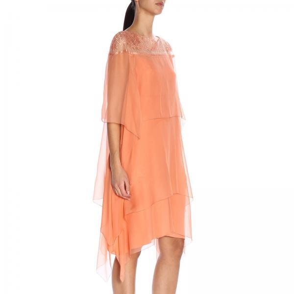 Primavera Ferretti 1614giglio Vestido verano 2019 A0412 Alberta Mujer HvXxqwUF
