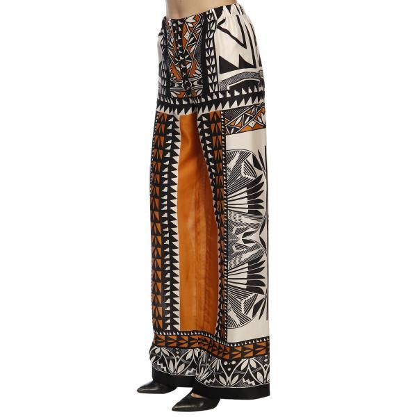 Pantalón Primavera A0324 Alberta 2019 Mujer Ferretti verano 1631giglio FxrqXFBwT