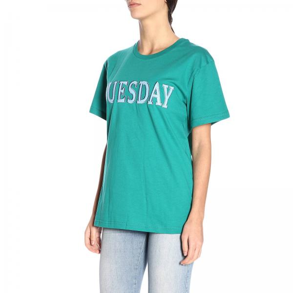 A T Corte Tuesday Maniche Week shirt Rainbow CxBoed