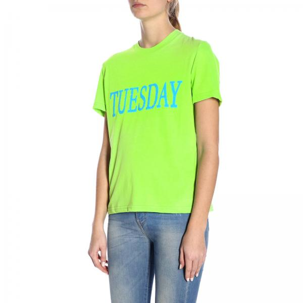 shirt Tuesday T Rainbow Week A Maniche Corte lF31JTcK
