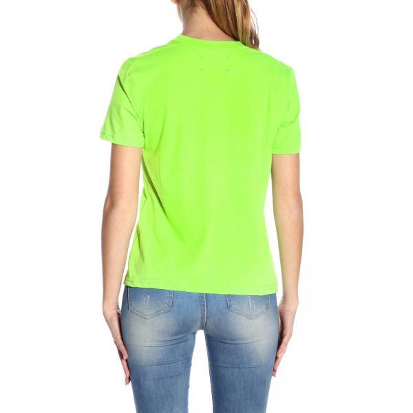J0702 Camiseta Alberta 2019 Verde 178giglio verano Primavera Mujer Ferretti UHPWF74