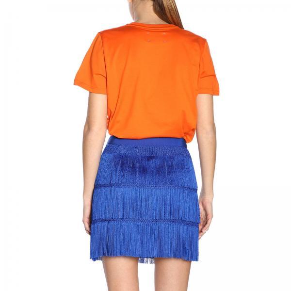 J0706 2019 Camiseta Ferretti Primavera verano Naranja Mujer Alberta 1721giglio TTqHOIRw