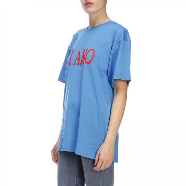 T Scritta Con Ti Amo A Maniche shirt Corte USMqVpGz
