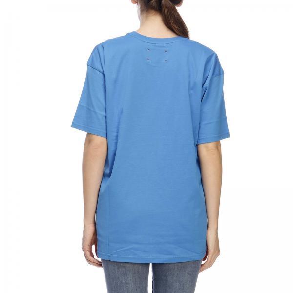 Ferretti Camiseta Primavera 2019 verano Alberta Mujer J0707 1723giglio Azul rwxwA