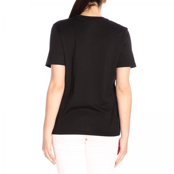 shirt Corte Love Con Scritta Is A Maniche T WEI2YeH9D