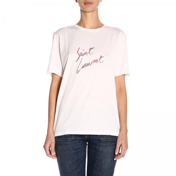 T-shirt Saint Laurent 553438 YBCL2