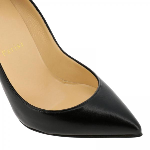 Louboutin Mujer Christian Salón 3160706giglio Negro Primavera 2019 Zapatos verano De UpHZnA