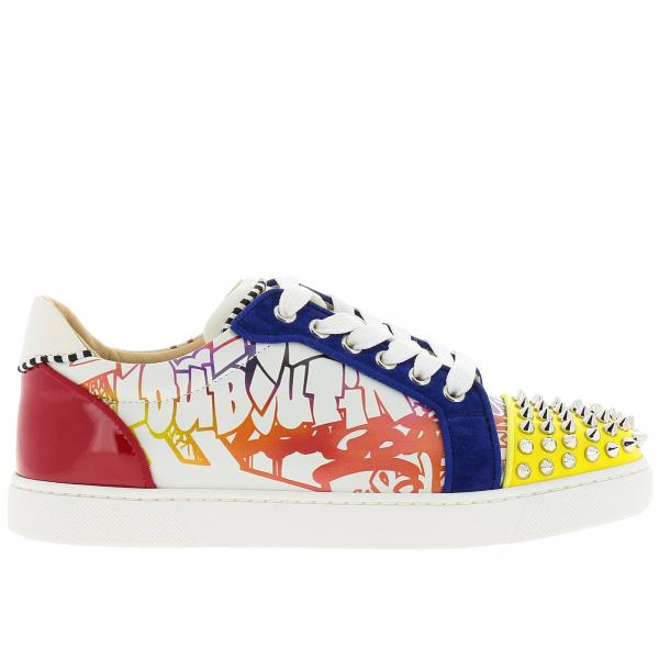 detailed look b7228 09d39 Women's Sneakers Christian Louboutin