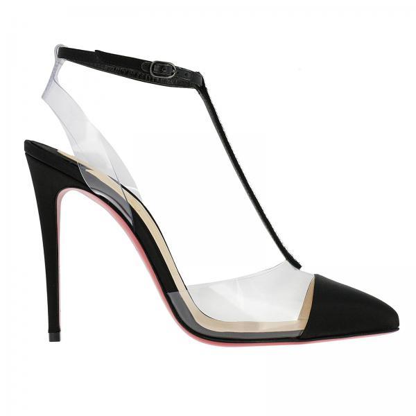 2019 Negro verano Christian Primavera Louboutin Zapatos Mujer 1190344giglio De Salón HwzOTq