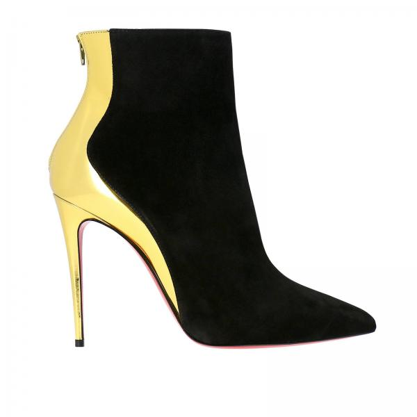 Heeled ankle boots Women Christian Louboutin Black  bab8c37c1e