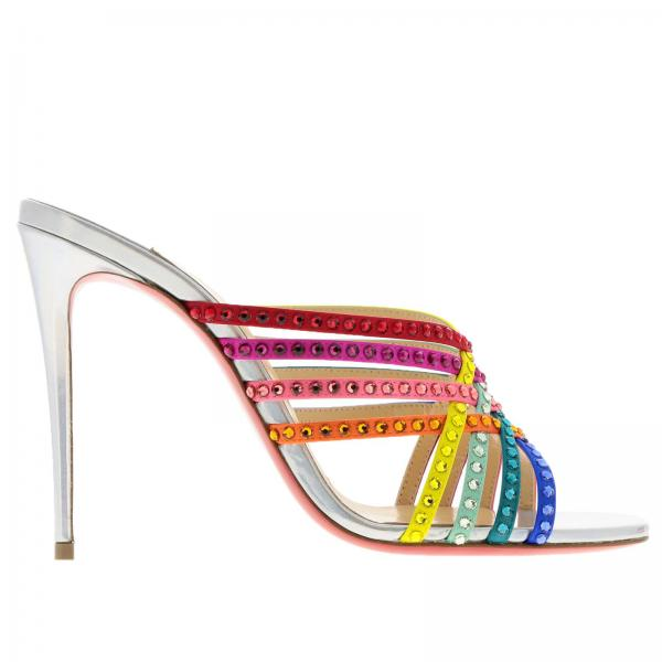 buy online 6ed00 99bab Women's Heeled Sandals Christian Louboutin