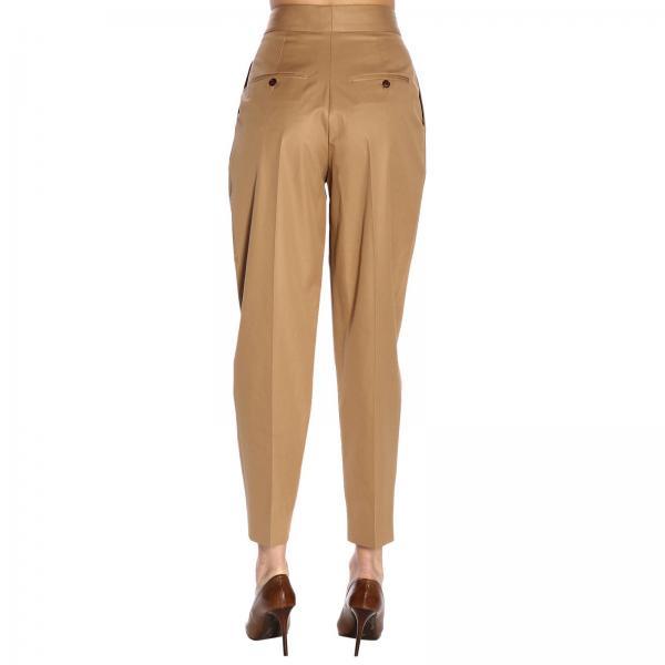 America Pantalone Tasche Vita Alta Foulard vN8wn0mO