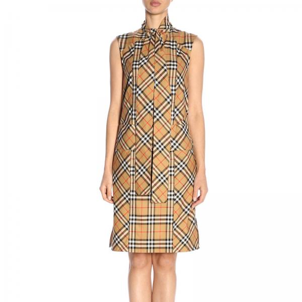 71eeec78413fa Burberry Women s Beige Dress