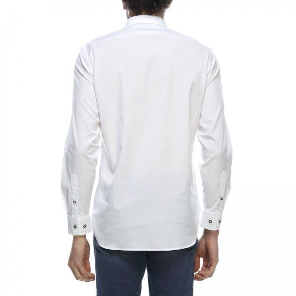 2019 verano Blanco Aboydgiglio Burberry Hombre Primavera 8004959 Camisa 0YaAqn