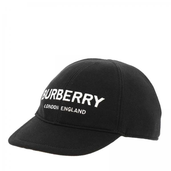 Cappello stile Baseball con ricamo Burberry