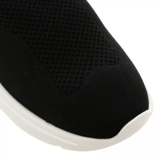 Micro Sneakers On In Maxi Rete Xl E Slip Miu Tecnico Suola Con Tessuto A Gomma 4L5jAR
