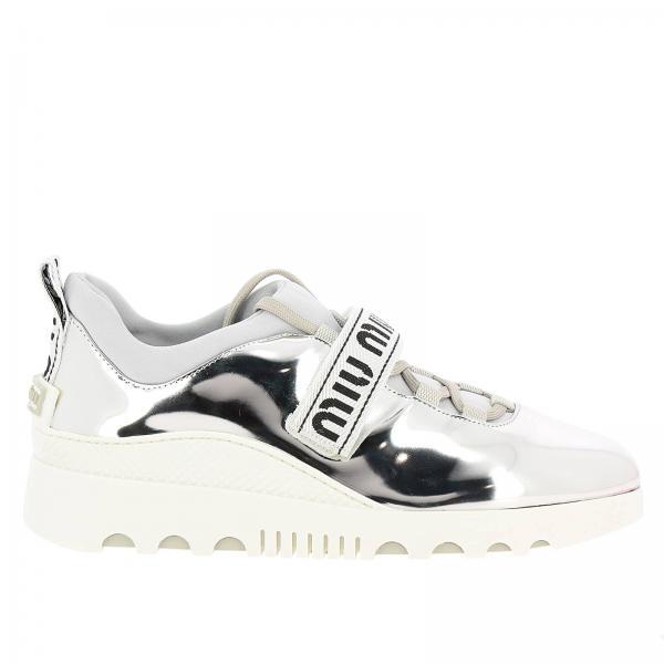 E Inserti Con Gomma In Sneakers Diamantata Metallizzata Glitter Tessuto Pelle Runner exoBCd