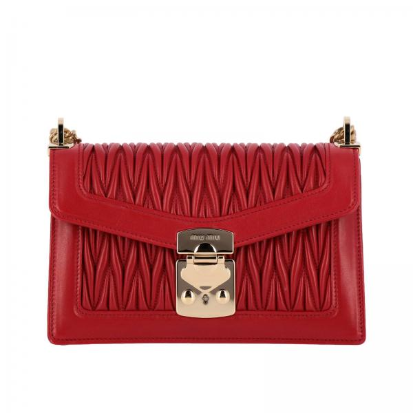 Mini sac à main Miu Miu 5BD083 OOO N88