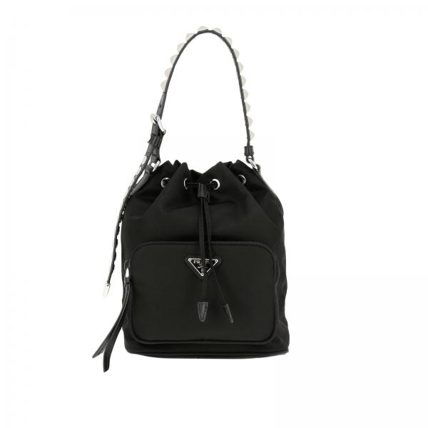 d0ef465639 Prada Women s Black Mini Bag