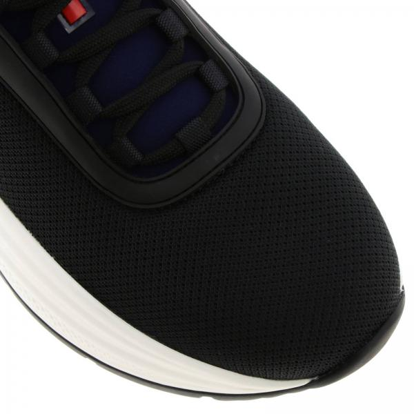 Tessuto Con Prada Neoprene Sneakers Logo In Tecnico E dCrBxoe