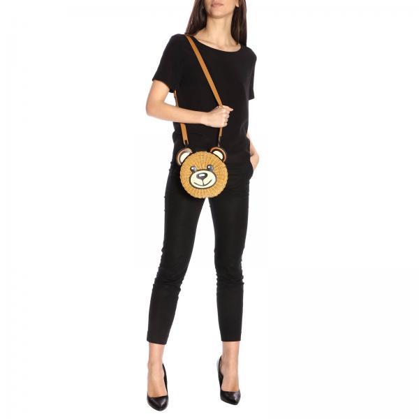 Bolso Primavera Moschino Mini verano Mujer Couture Beige 8227giglio 7588 2019 APqFTHWFc